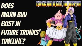 Does Majin Buu Exist in Future Trunks Timeline?