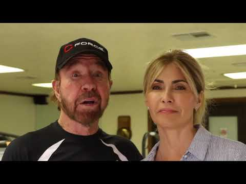 Gena and Chuck Norris: 2017 Texan of the Year Acceptance Speech