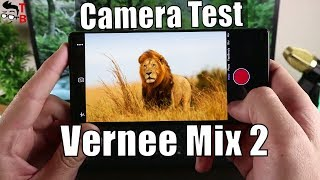 Vernee Mix 2 Camera Test: Sample Photos and Videos