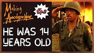 Laurence Fishburne lies about his age and launches his career | Ep8 | Making Apocalypse Now