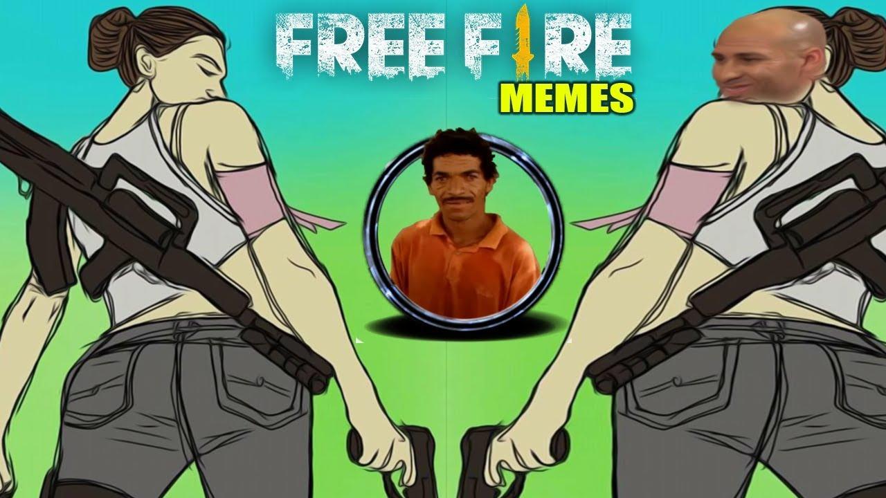 Free Fire Battlegrounds Melhores Memes Free Fire Memes Youtube