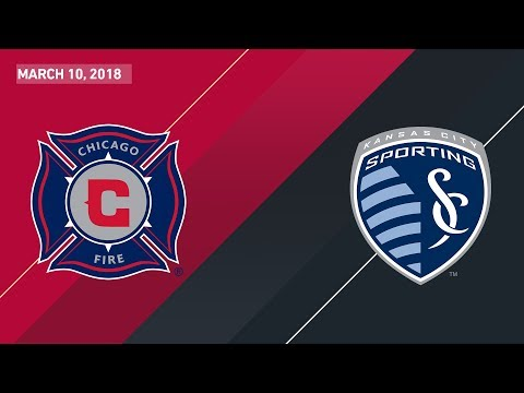 HIGHLIGHTS: Chicago Fire vs. Sporting Kansas City | March 10, 2018