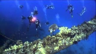 Diving - Egypt, Abu Nuhas - racks Ghiannis D., Carnatic. August 2014