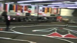 West Coast R/C Raceway Friday night club racing 4WD Short Course Main Event