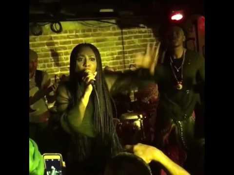 Dakore Egbuson-Akande Performing at Felabration in the US