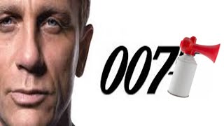 [Airhorn] James Bond - Main theme