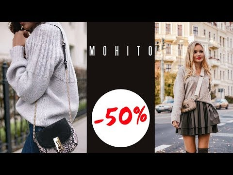 "В магазинах ""Mohito"" скидки до 50%!"