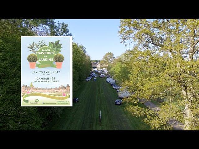 Salon jardins et saveurs 2017 - En attendant les visiteurs...
