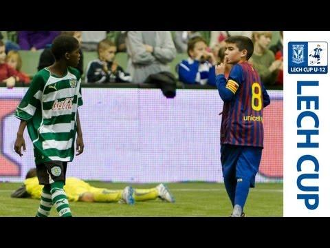 FC Barcelona - Sporting CP 5:3. Lech Cup U-12, Final 2011