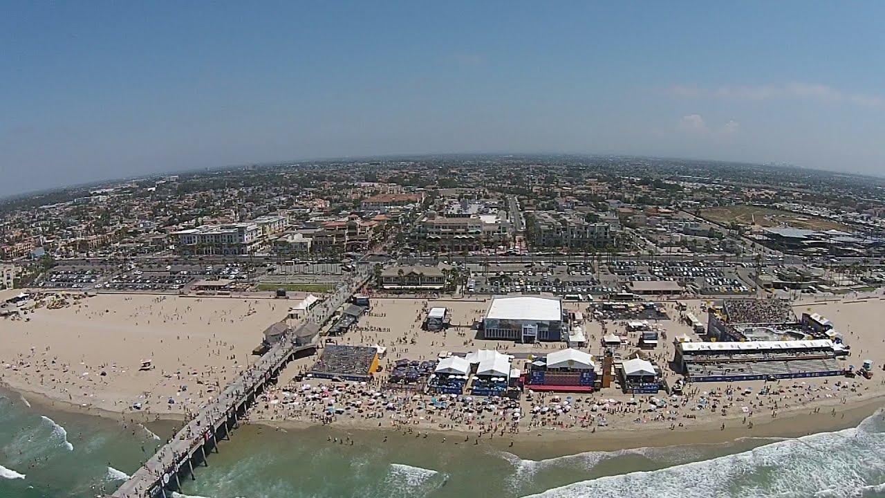 Us Open Surfing Huntington Beach