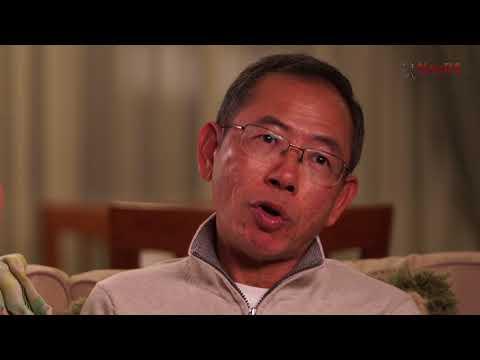 Shin Liu's Motor Neurone Disease Story