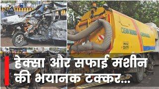 TATA HEXA dangerous ACCIDENT | भयानक दुर्घटना | TATA HEXA