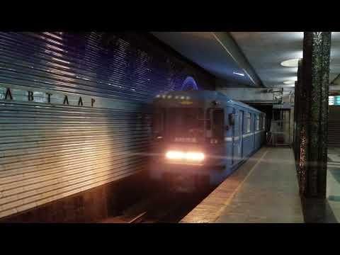Tashkent Metro 2019