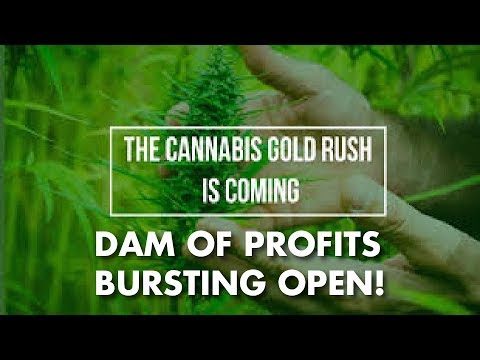 Cannabis Bigger than Wheat and Corn: 2018 Tipping Point!
