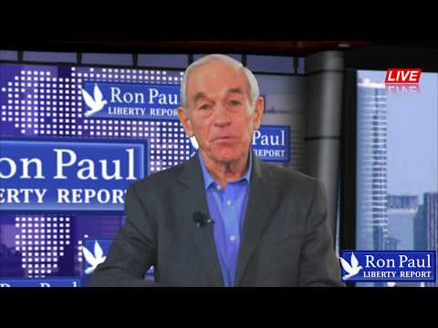 2017 - Ron Paul's New Year Predictions