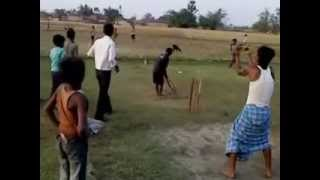 village cricket in India