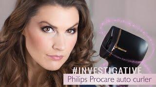 COMING SOON ❤ #INVESTIGATIVE mit Ive und dem Philips Pro Care Auto Curler ❤ www.fraumau.de
