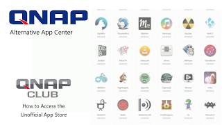 Installing the QNAP Club App Center on your QNAP