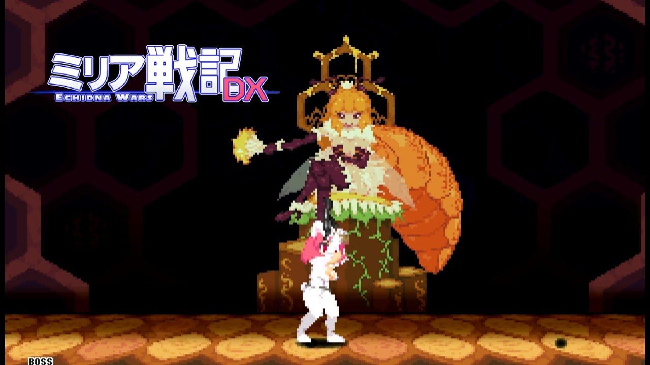 Echidna wars dx hentai game - 2 1