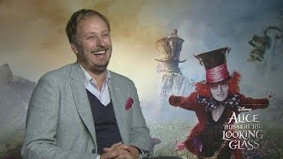 Director James Bobin Talks Alice Through The Looking Glass