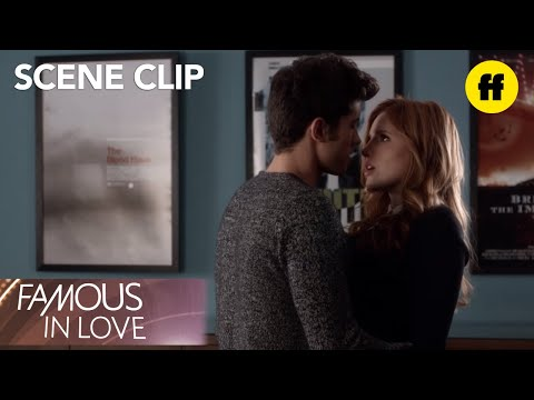 Famous in Love | Season 1, Episode 1: Paige Auditions with Rainer | Freeform