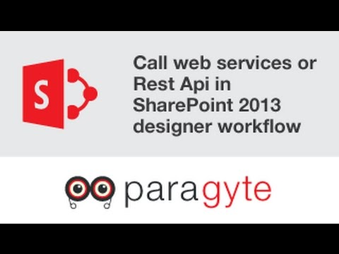 How to call web services or Rest Api in SharePoint 2013 designer workflow?