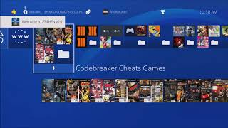 5.05 MiraCFW Ported To 4.55 On PS4 (PS4 Jailbreak Custom Firmware)