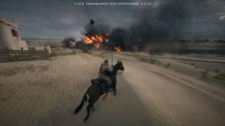Battlefield 1: Full Graphic Test Benchmark Suez Map - Grafik testi Full Ayar