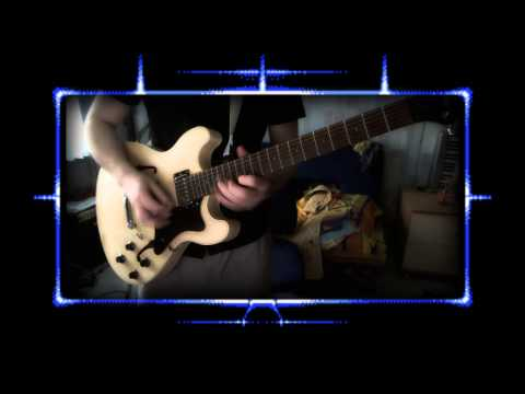 Robocop 3 NES Theme Remix (Guitar+Piano)