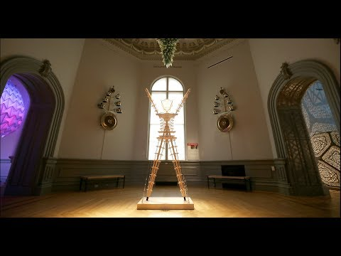 """No Spectators: The Art of Burning Man"" at the Renwick Gallery"