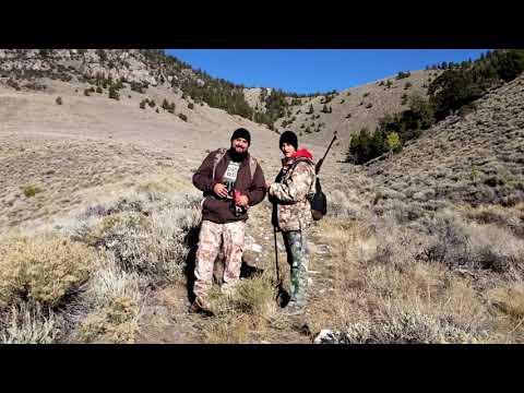 2019 Idaho Deer Hunt #1