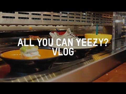 All you can YEEZY? Stuttgart Sneaker Pickup! [VLOG]