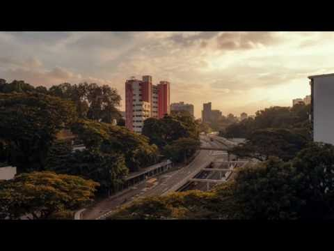 The Lion City II  (Singapore time lapse) 新加坡,前進吧 / 前进吧