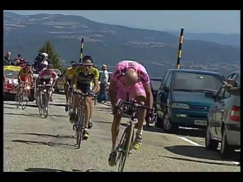 Marco Pantani Mit Jan Ullrich