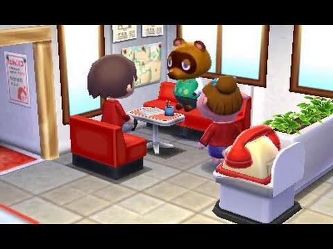 [Animal Crossing: HHD] Tom Nook Card Gameplay