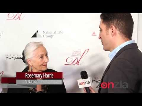 Rosemary Harris at the 81st Annual Drama League Awards BTVRtv