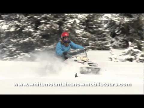 White Mountain Snowmobile Tours, Serving Summit County Colorado