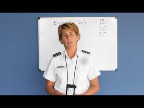Weather Services and Charts (Private Pilot Lesson 5j)