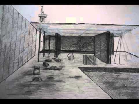 1929 barcelona pavilion mies van der rohe youtube. Black Bedroom Furniture Sets. Home Design Ideas