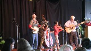 Cherokee Shuffle - fiddle tune played by Helen (age 9)
