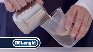 Making the perfect Caffe Latte