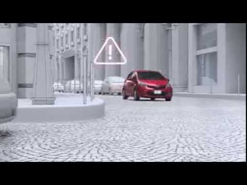 Anti-Lock Brake System (ABS) - Better Designed for you, Built by Toyota