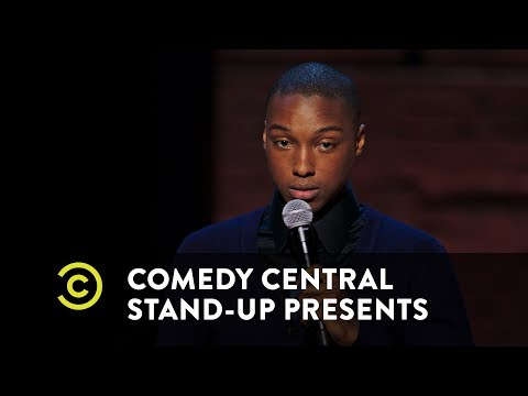 Josh Johnson - Life as a Non-Alpha Male - Comedy Central Stand ...
