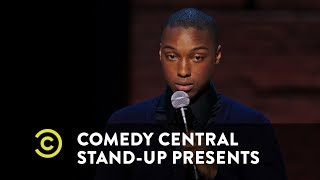 Josh Johnson - Life as a Non-Alpha Male - Comedy Central Stand-Up Presents