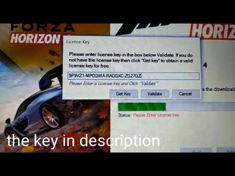 forza horizon 4 license key free
