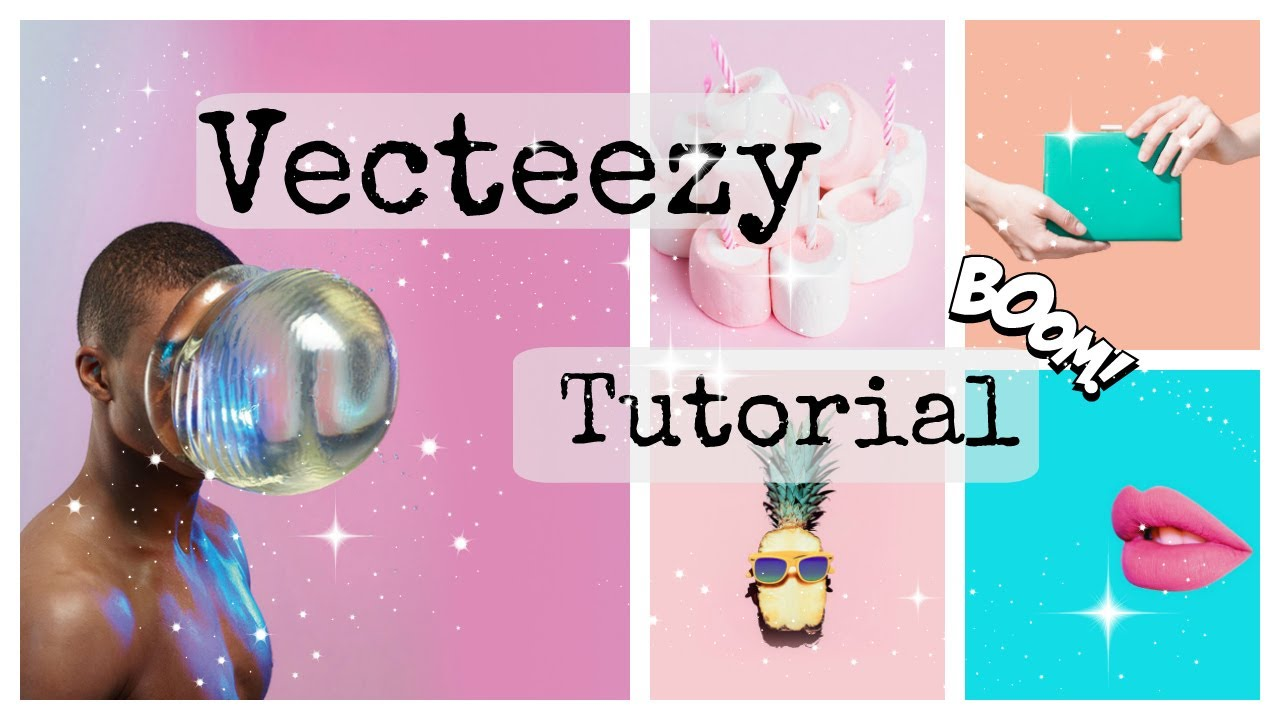 Software: VECTEEZY EDITOR review and tutorial