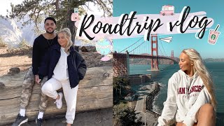 LIVING OUR BEST LIVES IN THE USA | California Road Trip VLOG 2019
