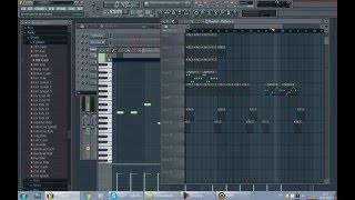 Урок клубной музыки для начинающих в FL Studio №1
