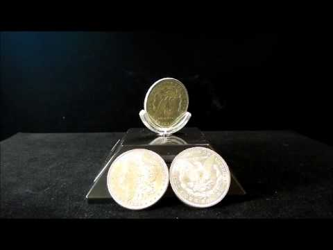 Pre 1921 Silver Morgan Dollar AU Phoenix Gold Corp