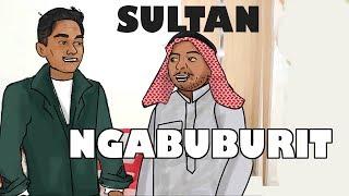 NGABUBURIT BARENG SULTAN (Ft. Harbatah) | Animasi Spesial Ramadhan